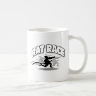 Rat Race Coffee Mug