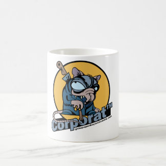 Rat race coffee mug Corporat TM