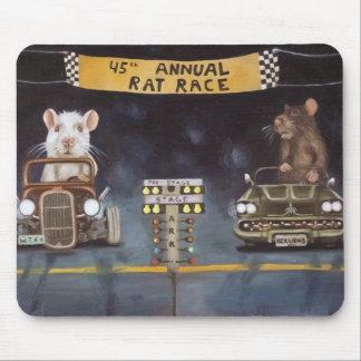 Rat Race Mouse Pad