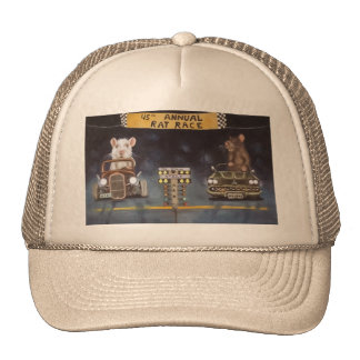 Rat Race Trucker Hat
