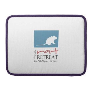"Rat Retreat Macbook Pro Laptop Sleeve 13"""