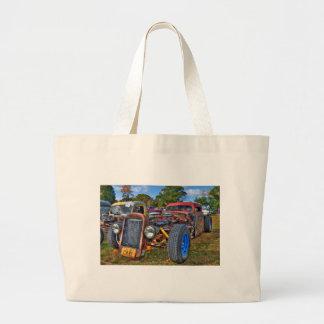 Rat Rod Canvas Bags