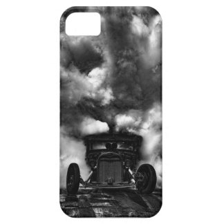 Rat Rod Burn Out iPhone SE/5/5s Case