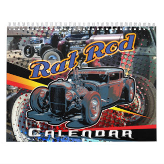 Rat Rod Calendar