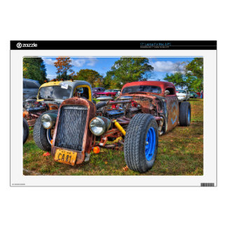 Rat Rod Decal For Laptop