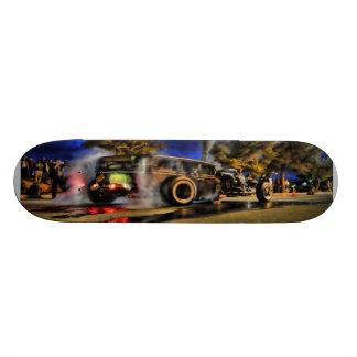 Rat Rod Deck Custom Skateboard