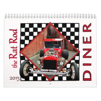 Rat Rod Diner Calendar