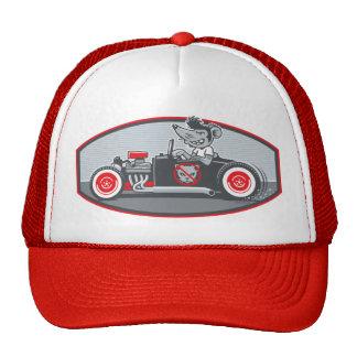 Rat Rod Mesh Hats