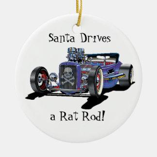 rat rod ornament