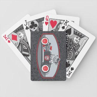 Rat Rod Poker Cards