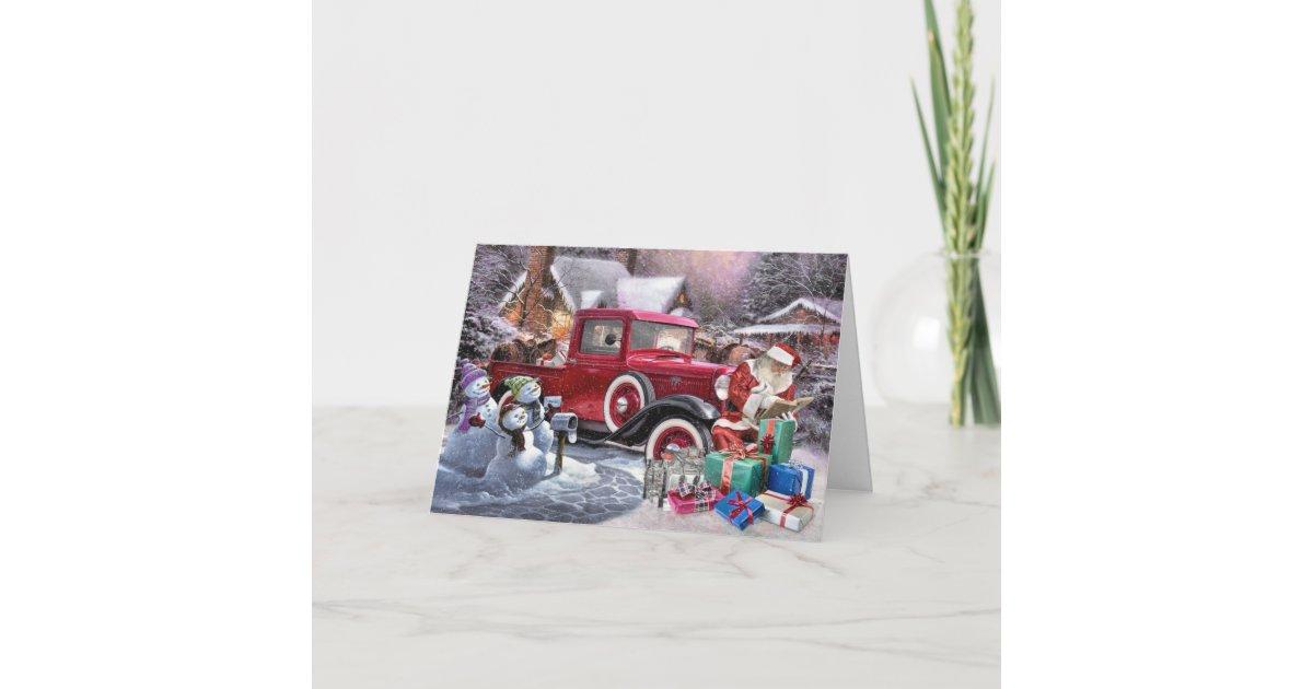 Rat Rod Studios Christmas Cards 6 | Zazzle.com