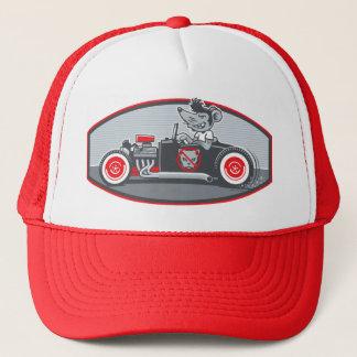 Rat Rod Trucker Hat
