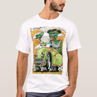 Rat Rod Zombie T-Shirt