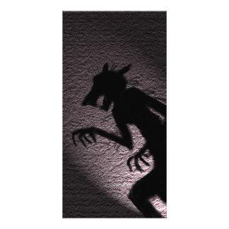 Rat Shadow Card