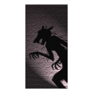 Rat Shadow Photo Cards