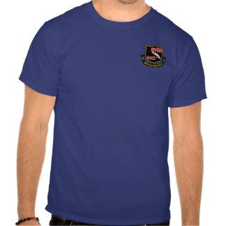 RAT Shirt with History Flight - (dark color)