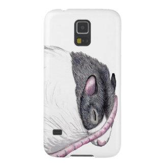 rat sleeping Samsung Galaxy S5 case