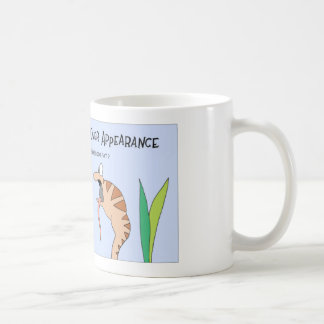 Rat snake that looks too fat coffee mug