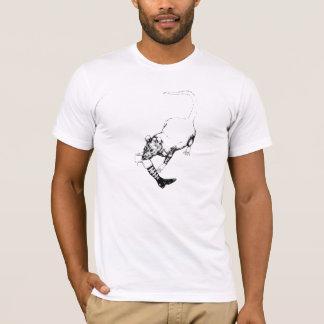 Rat Stealing Leg - All Styles Men/Women/Kids T-Shirt