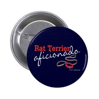 Rat Terrier 2 Inch Round Button