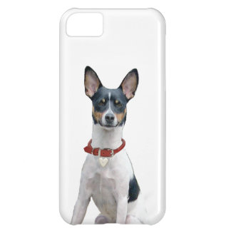 Rat Terrier (A) Cover For iPhone 5C