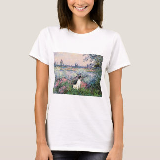 Rat Terrier - By the Seine T-Shirt