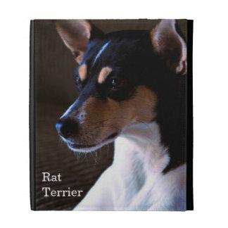 Rat Terrier iPad Case