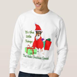 Rat Terrier Christmas Gifts Sweatshirt