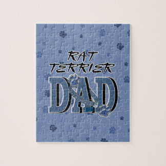 Rat Terrier DAD Jigsaw Puzzle