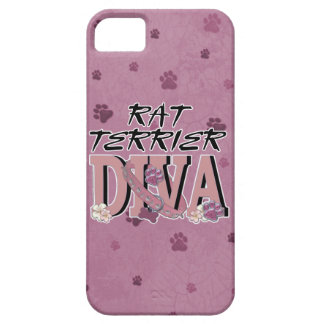Rat Terrier DIVA iPhone SE/5/5s Case
