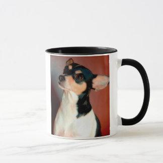 Rat Terrier Dog Breed Mug