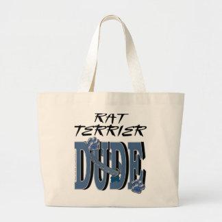 Rat Terrier DUDE Bag