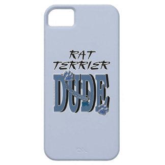 Rat Terrier DUDE iPhone SE/5/5s Case