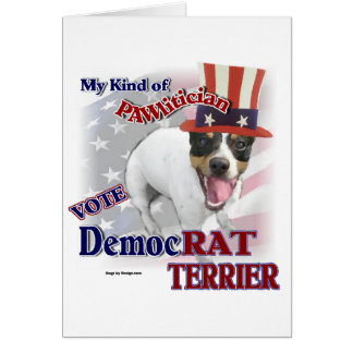 RAT TERRIER Gifts Card