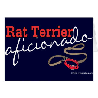 Rat Terrier Greeting Cards