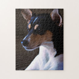 Rat Terrier Jigsaw Puzzle