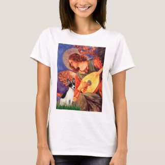 Rat Terrier - Mandolin Angel T-Shirt