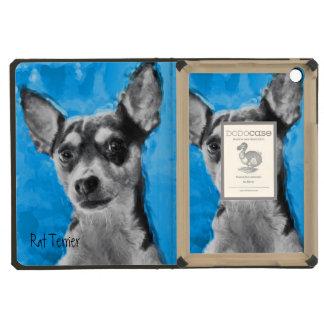 Rat Terrier, Modern Art, iPad Mini Case