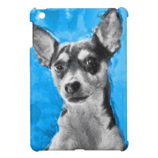 Rat Terrier, Modern Art, iPad Mini Cover