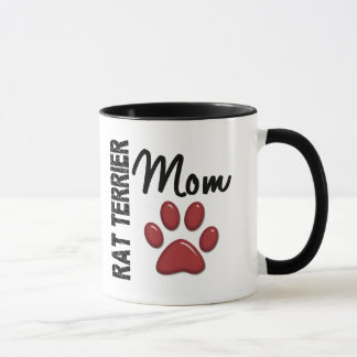 Rat Terrier Mom 2 Mug