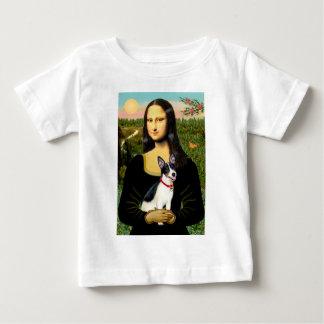 Rat Terrier - Mona Lisa Baby T-Shirt