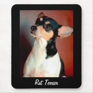 Rat Terrier Mousepad