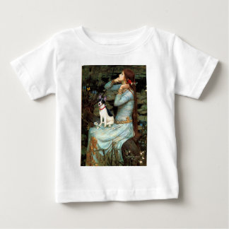 Rat Terrier - Ophelia Seated Baby T-Shirt