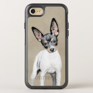 Rat Terrier OtterBox Symmetry iPhone 8/7 Case