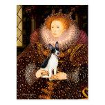 Rat Terrier - Queen Postcard
