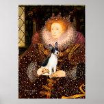 Rat Terrier - Queen Print