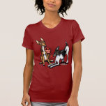 Rat Terrier Sweethearts Valentines T Shirts