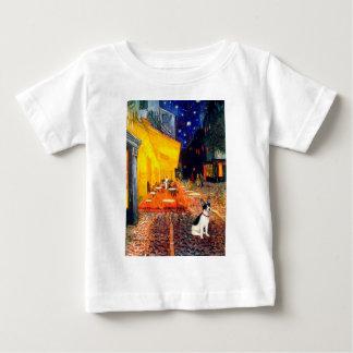 Rat Terrier - Terrace Cafe Baby T-Shirt