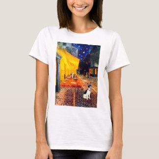Rat Terrier - Terrace Cafe T-Shirt