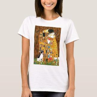 Rat Terrier - The Kiss T-Shirt